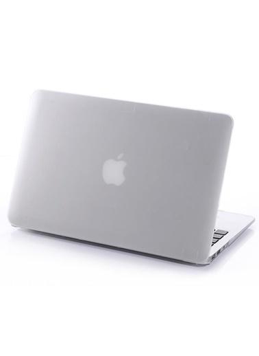 Techmaster MacBook Air M1 A2337 2020 2021 Kılıf Rubber Tam Koruma Kapak Renkli